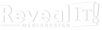 RevealIT! Media Design, LLC Logo