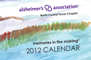 Alzheimer's Association - Memories In The Making® Calendar