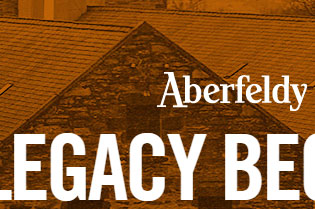 Dewar's Aberfeldy Website