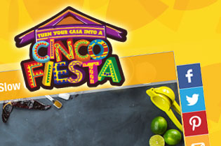 My Cinco Fiesta Website